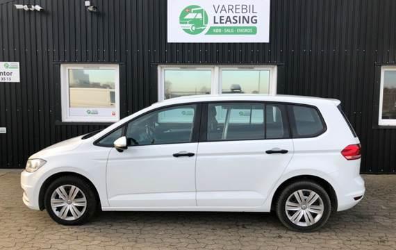 VW Touran TDi 110 Comfortline Van 1,6