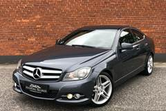 Mercedes C350 Coupé aut. BE 3,5