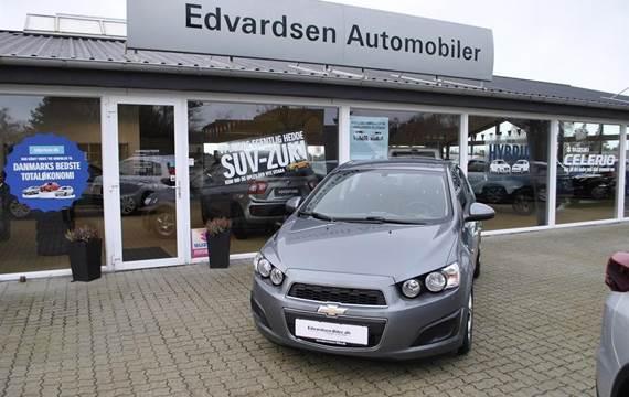Chevrolet Aveo ECO LS  5d 1,2