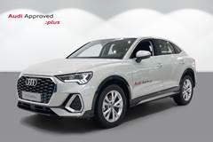 Audi Q3 TDi S-line SB S-tr.