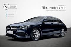 Mercedes CLA200 Final Edition SB aut. 1,6