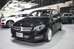 Mercedes B200 d Urban aut. 2,2