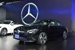 Mercedes CLA200 aut. 1,6