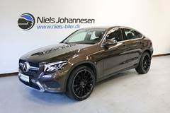 Mercedes GLC220 d Coupé aut. 4-M 2,2
