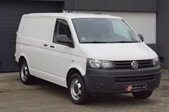 VW Transporter TDi 180 Kassevogn DSG kort 2,0