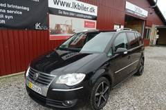VW Touran TDi 170 Highline DSG Van 2,0