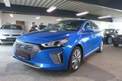 Hyundai Ioniq GDi HEV Premium DCT 1,6