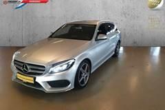 Mercedes C220 d AMG Line stc. aut. Van 2,2