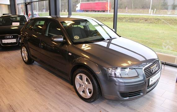 Audi A3 TDi Attraction SB 1,9