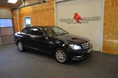 Mercedes C200 CDi Avantgarde aut. BE 2,2