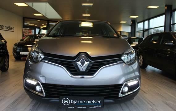 Renault Captur TCe 90 Expression Navi Style 0,9