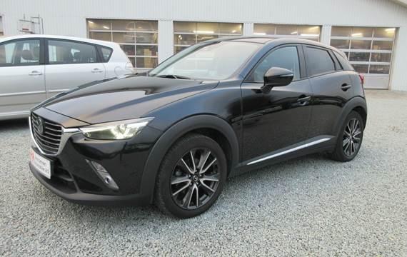 Mazda CX-3 Sky-G 120 Optimum Van 2,0