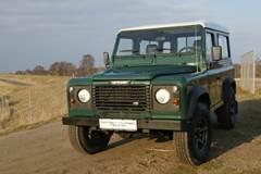 Land Rover Defender 90 Td5 Hard-Top 2,5