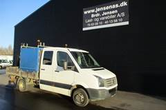 VW Crafter TDI 2,0