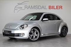 VW The Beetle TSi 160 Design DSG 1,4