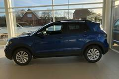 VW T-Cross TSi 115 Life+ DSG 1,0