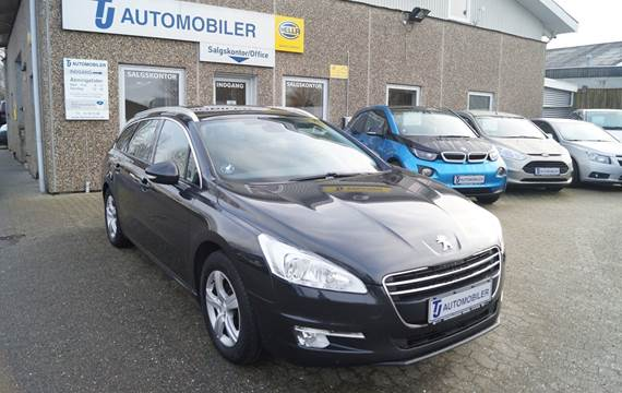 Peugeot 508 HDi 112 Active SW 1,6