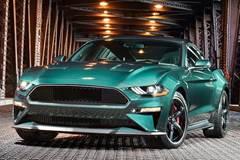 Ford Mustang V8 GT Fastback Bullitt 5,0