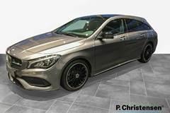 Mercedes CLA220 d SB aut. 4-M 2,2