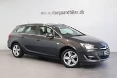 Opel Astra T 140 Sport ST 1,4