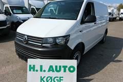 VW Transporter TDi 102 Kassevogn kort 2,0