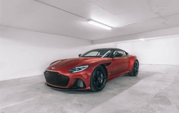 Aston Martin DBS Superleggera aut. 5,2