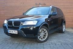 BMW X3 sDrive18d aut. 2,0