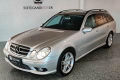 Mercedes E55 AMG stc. aut. Van 5,4
