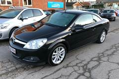 Opel Astra Cosmo TwinTop 2,0