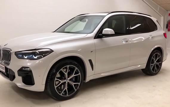 BMW X5 xDrive40i M-Sport aut. Van 3,0