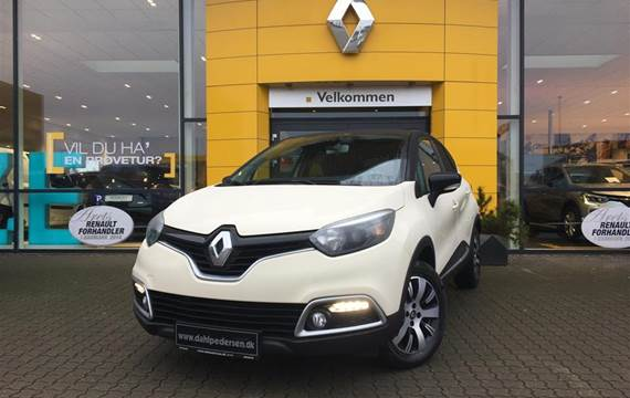 Renault Captur 1,5 Energy DCI Expression  Van