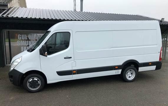 Opel Movano CDTi 163 Van L3H2 RWD TM 2,3