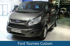 Ford Tourneo Custom 300L TDCi 125 Titanium 2,2