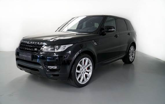 Land Rover Range Rover sport 5,0 SCV8 HSE Dynamic aut.