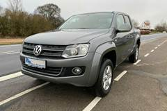 VW Amarok TDi 163 Highline 4M 2,0