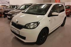 Skoda Citigo 60 Ambition aut. 1,0