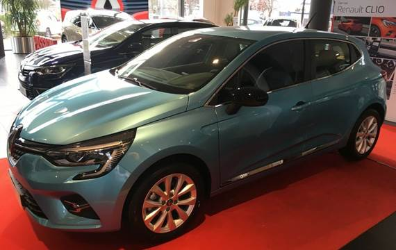 Renault Clio V dCi 85 Intens 1,5