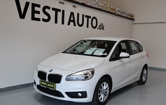 BMW 218d 2,0 Active Tourer aut. Van