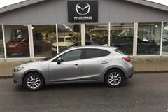 Mazda 3 Skyactiv-G Vision  5d 6g 2,0