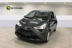 Toyota Aygo VVT-i x-pression 1,0