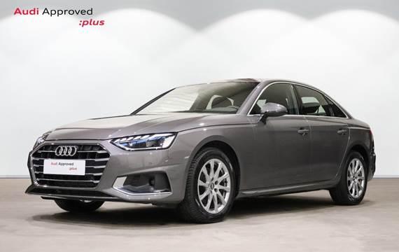 Audi A4 TFSi Advanced+ S-tr.