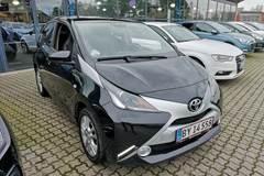Toyota Aygo VVT-i x-clusiv 1,0