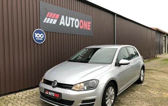 VW Golf VII TDi 110 BlueMotion 1,6