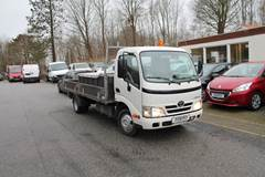 Toyota Dyna 150 D-4D S.Cab m. lad 3,0