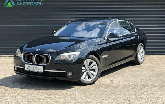 BMW 750i aut. 4,4