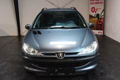 Peugeot 206 HDi S-line SW 1,4