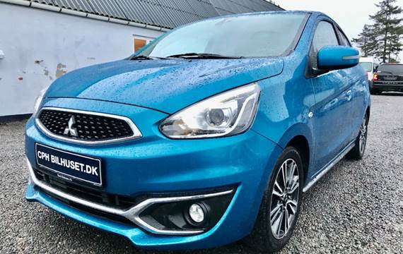 Mitsubishi Space Star Instyle 1,2