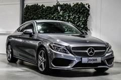 Mercedes C300 AMG Line Coupé aut. 2,0