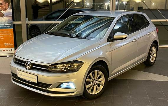 VW Polo TSi 115 Highline 1,0