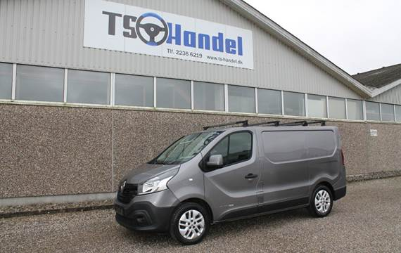 Renault Trafic T29 dCi 140 L1H1 1,6